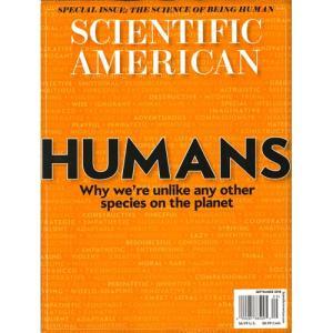 洋雑誌:Scientific American 2018年9月号 (米国版・サイエンティフィック・アメリカン)|grease-shop