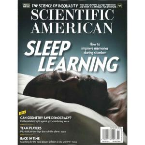 洋雑誌:Scientific American 2018年11月号 (米国版・サイエンティフィック・アメリカン)|grease-shop