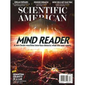 洋雑誌:Scientific American 2019年4月号 (米国版・サイエンティフィック・アメリカン) grease-shop