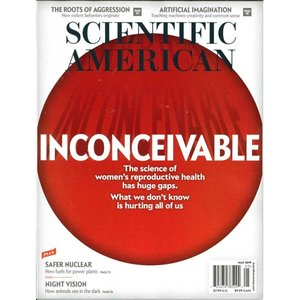 洋雑誌:Scientific American 2019年5月号 (米国版・サイエンティフィック・アメリカン)【日付/時間指定・不可】 grease-shop
