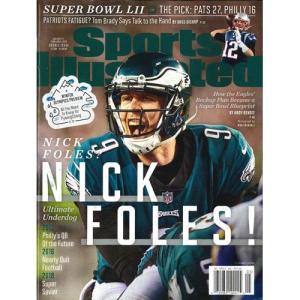 洋雑誌:Sports Illustrated 2018年1月29日-2月5日号 (米国版/スポーツイラストレイテッド)|grease-shop