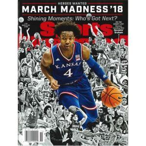 洋雑誌:Sports Illustrated 2018年3月12日号 (米国版/スポーツイラストレイテッド) grease-shop