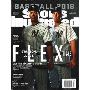 洋雑誌:Sports Illustrated 2018年3月26日-4月2日号 (米国版/スポーツイラストレイテッド)|grease-shop