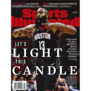 洋雑誌:Sports Illustrated 2018年5月7日号 (米国版/スポーツイラストレイテッド) grease-shop