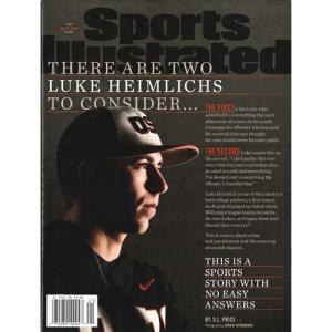 洋雑誌:Sports Illustrated 2018年5月21日号 (米国版/スポーツイラストレイテッド) grease-shop
