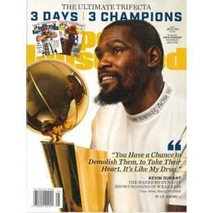 洋雑誌:Sports Illustrated 2018年6月18日号 (米国版/スポーツイラストレイテッド) grease-shop