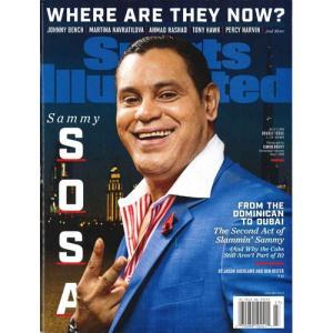 洋雑誌:Sports Illustrated 2018年7月2日-9日号 (米国版/スポーツイラストレイテッド)|grease-shop