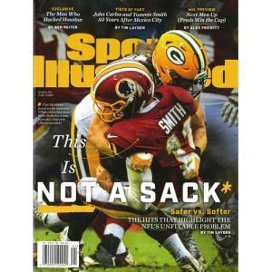 洋雑誌:Sports Illustrated 2018年10月8日号 (米国版/スポーツイラストレイテッド) grease-shop
