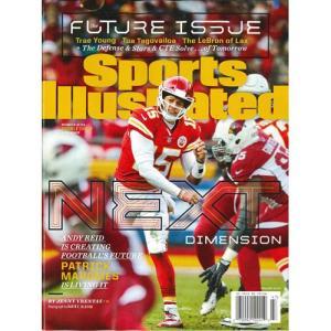 洋雑誌:Sports Illustrated 2018年11月19日-26日号 (米国版/スポーツイラストレイテッド)|grease-shop