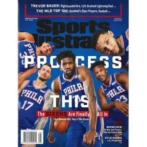 洋雑誌:Sports Illustrated 2019年2月25日号 (米国版/スポーツイラストレイテッド) grease-shop