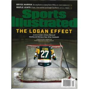 洋雑誌:Sports Illustrated 2019年3月11日号 (米国版/スポーツイラストレイテッド) grease-shop