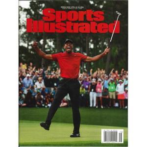 洋雑誌:Sports Illustrated 2019年4月22日-29日号 (米国版/スポーツイラストレイテッド)【日付/時間指定・不可】 grease-shop