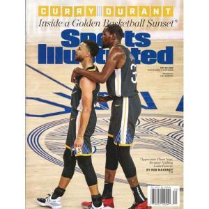 洋雑誌:Sports Illustrated 2019年5月20日号 (米国版/スポーツイラストレイテッド)【日付/時間指定・不可】|grease-shop