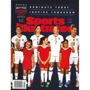洋雑誌:Sports Illustrated 2019年6月3日-10日号 (米国版/スポーツイラストレイテッド)【日付/時間指定・不可】 grease-shop
