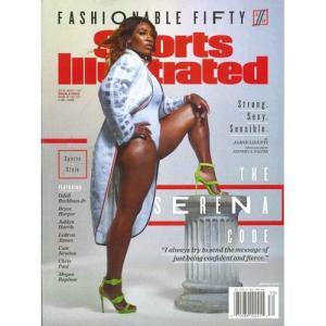 洋雑誌:Sports Illustrated 2019年7月29日-8月5日号 (米国版/スポーツイラストレイテッド)|grease-shop
