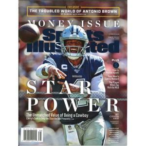 洋雑誌:Sports Illustrated 2019年9月23日-30日号 (米国版/スポーツイラストレイテッド)|grease-shop