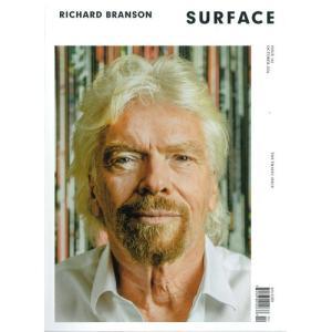洋雑誌:Surface Issue 132:2016年10月号  (米国版・サーフェス)|grease-shop