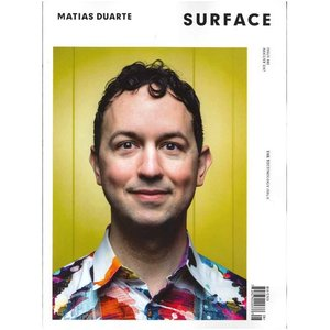 洋雑誌:Surface Issue 140:2017年8月号  (米国版・サーフェス)|grease-shop