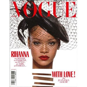 洋雑誌:Vogue Paris No.983:2017年12月号/2018年1月号(フランス版/ヴォーグ)|grease-shop