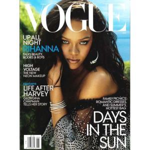 洋雑誌:Vogue USA:2018年6月号(米国版/ヴォーグ)|grease-shop