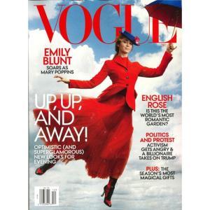 洋雑誌:Vogue USA:2018年12月号(米国版/ヴォーグ)|grease-shop
