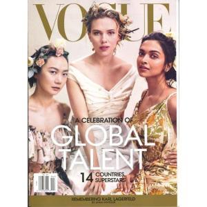 洋雑誌:Vogue USA:2019年4月号(米国版/ヴォーグ)|grease-shop