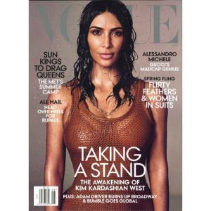 洋雑誌:Vogue USA:2019年5月号(米国版/ヴォーグ)【日付/時間指定・不可】|grease-shop