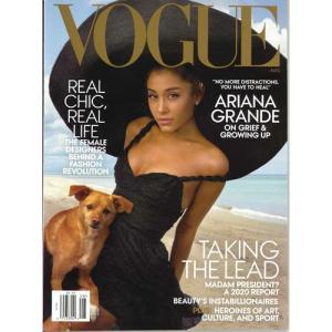洋雑誌:Vogue USA:2019年8月号(米国版/ヴォーグ)|grease-shop