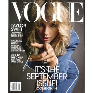 洋雑誌:Vogue USA:2019年9月号(米国版/ヴォーグ)|grease-shop