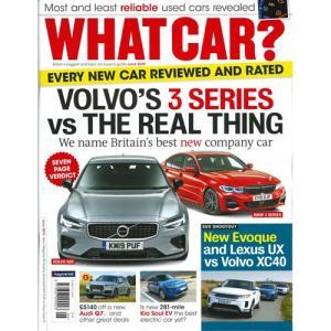 洋雑誌:What Car ? 2019年6月号 (イギリス版/ホワットカー)【日付/時間指定・不可】|grease-shop