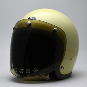 バイク用 ジェットヘルメット ソニックギアバイザー グラデーション/スモーク|greasykids