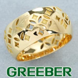 ルイヴィトン リング 指輪 プティット バーグ ガレア 51号 K18YG BLJ|greeber01