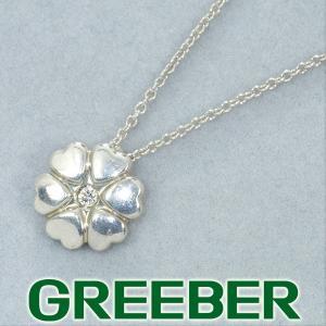 ティファニー ネックレス ダイヤ ダイヤモンド クラウンオブハート SV925 BLJ greeber01