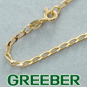 チェーン ブレスレット K14YG GENJ|greeber01