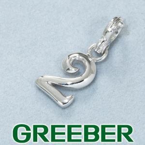 フランクミュラー ペンダントトップ タリスマン ナンバー No.2 チャーム K18WG BLJ/GENJ|greeber01
