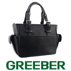 バーバリー ハンドバッグ ショルダーバッグ レザー ブラック BSK|greeber01