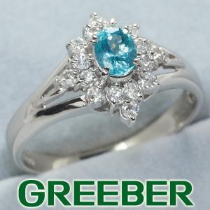 アパタイト ダイヤ ダイヤモンド 0.30ct リング 指輪 Pt900/プラチナ GENJ|greeber01