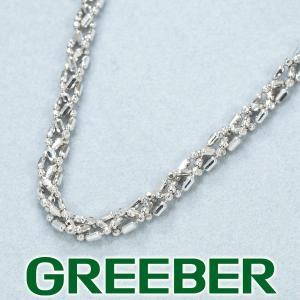 ボール&シリンダーチェーン ブレスレット K14WG GENJ 特別値下げ品|greeber01