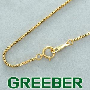 ベネチアンチェーン ブレスレット K18YG GENJ 大幅値下げ品|greeber01