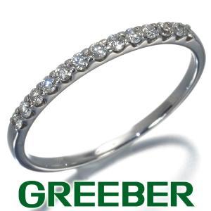 ダイヤ ダイヤモンド 0.20ct リング 指輪 K18WG GENJ 特別値下げ品|greeber01