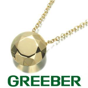 ティファニー ネックレス ダイヤ ダイヤモンドデザインカット K18YG BLJ|greeber01