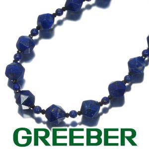 ラピスラズリ キューブデザイン ネックレス ソーティング GENJ|greeber01