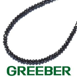 ジェムケリー ネックレス ブラックダイヤ ダイヤモンド 22.00ct K18PG BLJ/GENJ greeber01