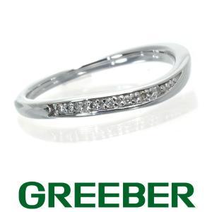 4℃ リング 指輪 ダイヤ ダイヤモンド 4.5号 K10WG BLJ/GENJ|greeber01
