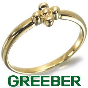 ディオール リング 指輪 11号 K18YG BLJ/GENJ|greeber01