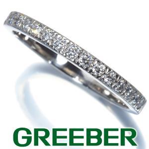 ティファニー リング 指輪 ダイヤ ダイヤモンド ノヴォ ハーフエタニティ 12号 Pt950/プラチナ BLJ|greeber01