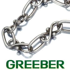 ジョージジェンセン ブレスレット チェーン SV925 BLJ|greeber01