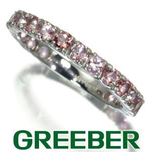 ピンクトルマリン 1.00ct リング 指輪 Pt900/プラチナ GENJ|greeber01