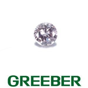 天然ピンクダイヤ ダイヤモンド 0.080ct SI2 ルース 裸石 ソーティング GENJ|greeber01