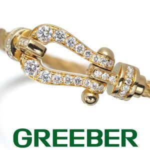 フレッド ブレスレット ダイヤ ダイヤモンド フォース10 MM 14刻印 K18YG BLJ|greeber01